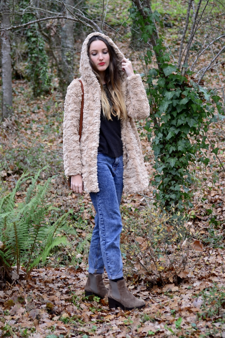 Faux Fur Coat The Season S Hottest Trend